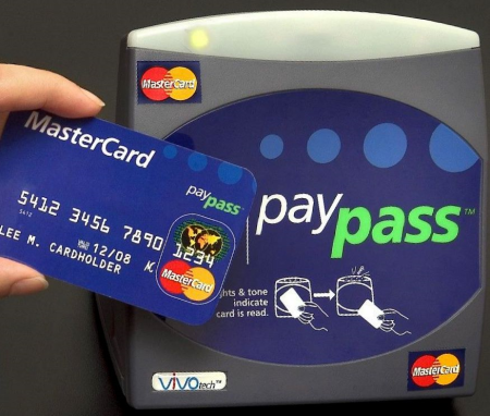 PayPass bankkártya