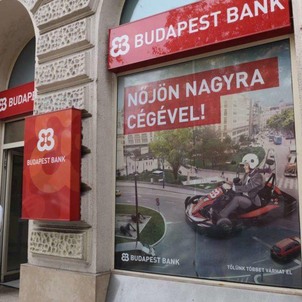 A Budapest Bank az innováció csúcsán